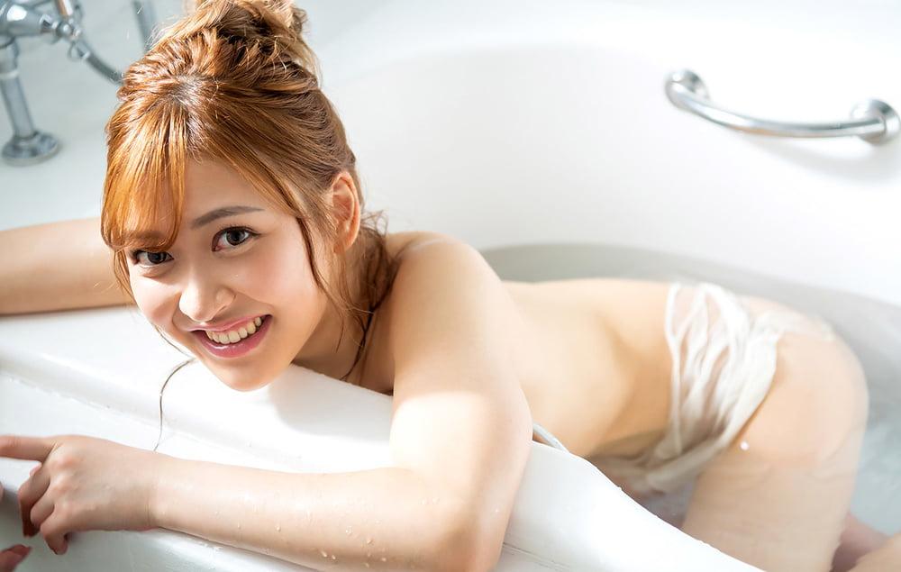 Asian sexy model