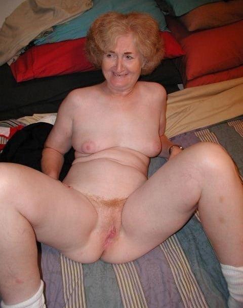 granny Kay strip
