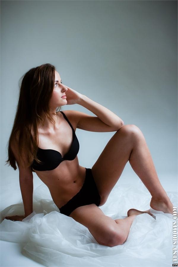 Josephine fitness trainer nude casting