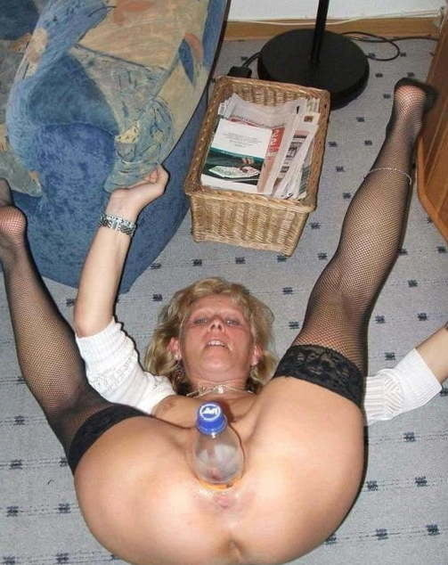 She and here Bottle